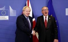 الصورة: الصورة: إقرار «بريكست».. وبريطانيا خارج الاتحاد الأوروبي 31 الجاري