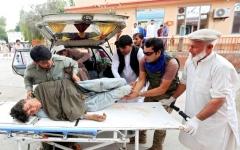الصورة: الصورة: الإمارات تدين التفجير الإرهابي في أفغانستان
