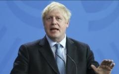الصورة: الصورة: جونسون: لن نتفاوض مع بروكسل لتمديد موعد خروج بريطانيا