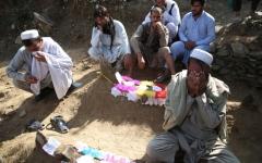 الصورة: الصورة: ارتفاع ضحايا تفجير أفغانستان إلى 70 قتيلاً