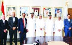 الصورة: الصورة: «صحة دبي» تبرم 3 مذكرات تفاهم لدعم مبادرة طبيب لكل مواطن