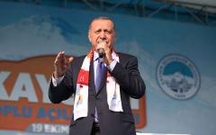 """الصورة: الصورة: أردوغان يهدّد بـ """"سحق رؤوس"""" الأكراد"""