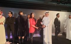 الصورة: الصورة: افتتاح «ممر المشاهير» رسمياً في داون تاون دبي