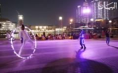 """الصورة: الصورة: """"سنة لننطلق"""".. دبي تستعد لإبهار العالم في إكسبو2020"""