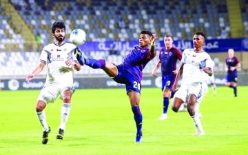 الصورة: الصورة: أعصابـك.. دوري الإمارات