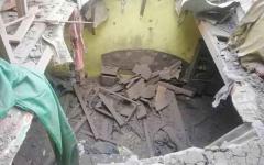 الصورة: الصورة: 10 قتلى بقصف مدفعي متبادل عبر الحدود بين شطري كشمير