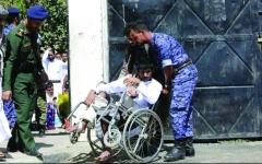 الصورة: الصورة: التنظيمات الإرهابية في اليمن.. اختلفت التسميات والهدف واحد