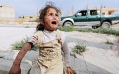 الصورة: الصورة: «منطقة أنقرة الآمنة».. موت ودمار واعتقالات