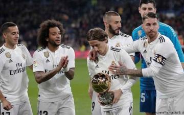 الصورة: الصورة: لماذا قرّر ريال مدريد عدم جلب لاعبين جدد؟