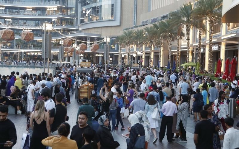 الصورة: الصورة: خصومات وعروض استثنائية في مختلف أرجاء دبي بمناسبة ديوالي