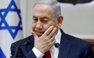 الصورة: الصورة: نتنياهو يتخلى عن تشكيل الحكومة الإسرائيلية
