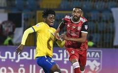 الصورة: الصورة: الجزيرة يخسر أمام الإسماعيلي في كأس محمد السادس