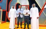 الصورة: الصورة: «دبي للسياحة» تكرم الفائزين في «فيوتشريزم»