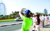 الصورة: الصورة: خبراء سياحة: شعبية دبي في ذروتها عالمياً