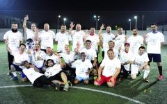 الصورة: الصورة: «صحة دبي» حاضرة بقوة في منافسات «تحدي دبي للياقة»