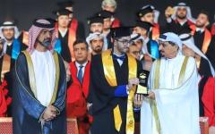 الصورة: الصورة: حميد النعيمي: الإمارات متقدمة في توفير مناهج جامعية عالية المستوى