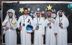 الصورة: الصورة: جامعة الإمارات تنظم «رحلة الفضاء»