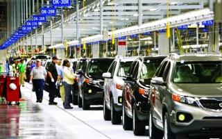 الصورة: الصورة: تراجع مبيعات كيا موتورز في أكتوبر