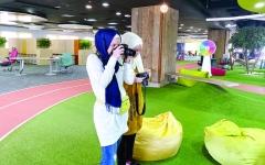 الصورة: الصورة: انطلاق الموسم الخامس من «أندية سبت دبي» لتنمية مهارات الطلبة