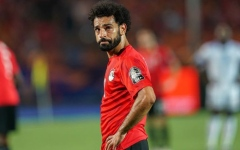 الصورة: الصورة: اتحاد الكرة المصري يبرئ ساحته من أزمة التصويت لصلاح