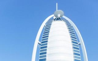 """الصورة: الصورة: برج العرب يشهد حفل الإطلاق الرسمي لنسخة """"مونوبولي دبي"""""""