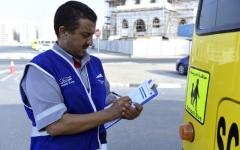 الصورة: الصورة: «طرق دبي» تنفذ حملات تفتيشية  على 917 حافلة مدرسية