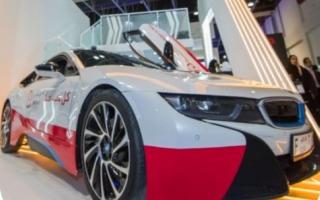 الصورة: الصورة: بلدية دبي تزيح الستار عن السيارة «الجيومكانية»