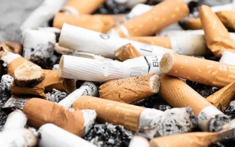 الصورة: الصورة: اكتشاف الخطر القاتل لفلاتر السجائر