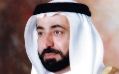 الصورة: الصورة: سلطان القاسمي يصدر مرسوماً بشأن استبدال الهيكل التنظيمي العام لمجلس الشارقة للتعليم