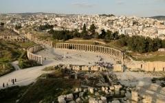 الصورة: الصورة: طعن سياح قرب مواقع أثرية في الأردن