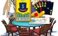 الصورة: الصورة: رأسمالية أصحاب المصلحة والمديرون التنفيذيون