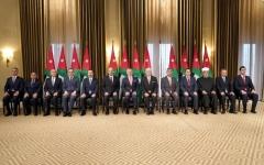الصورة: الصورة: لائحة بأسماء أعضاء الحكومة الأردنية بعد التعديل الجديد