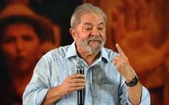الصورة: الصورة: الإفراج عن الرئيس البرازيلي الأسبق لولا دا سيلفا
