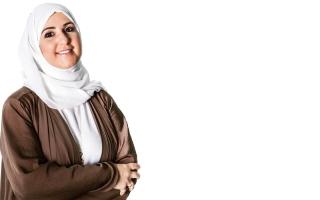 الصورة: الصورة: سمية بكار: الإمارات بيئة خصبة لتبادل ثقافي مثمر