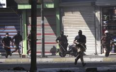 الصورة: الصورة: بعد أوامر سليماني.. اتفاق سياسي لإنهاء احتجاجات العراق بالقوة