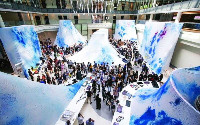 الصورة: الصورة: خديجة البستكي: دبي مدينة المستقبل في قطاع الابتكار