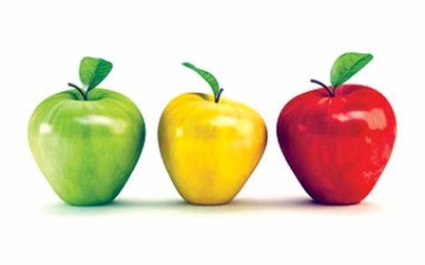 الصورة: الصورة: لهذه الأسباب تناول 3 تفاحات في اليوم