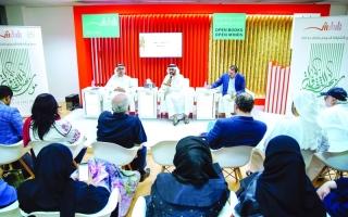 الصورة: الصورة: رواية الإمارات تمتلك مقومات صناعة الدراما