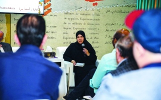 الصورة: الصورة: الساحة المحلية تحتاج إلى المزيد من الناقدات الإماراتيات