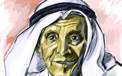 الصورة: الصورة: عبداللطيف العيسى.. بدأ تاجراً بسيطاً وأصبح وكيل سيارات