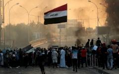 الصورة: الصورة: تسريب بنود اتفاق الكتل السياسية بشأن تظاهرات العراق