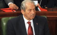 الصورة: الصورة: الرئيس التونسي السابق يستفيق على خبر وفاته