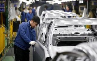 الصورة: الصورة: توقعات بانخفاض إنتاج كوريا الجنوبية من السيارات 2019