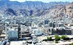 الصورة: الصورة: الخارجية اليمنية أول مؤسسة حكومية تستأنف عملها بعدن