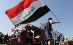 الصورة: الصورة: مقتل 3 محتجين برصاص الأمن في الناصرية جنوب العراق