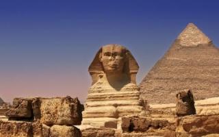 الصورة: الصورة: الآثار المصرية توضح حقيقة التصريحات عن أبوالهول