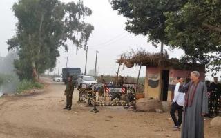 الصورة: الصورة: إطلاق نار على رجلي أمن شمال القاهرة