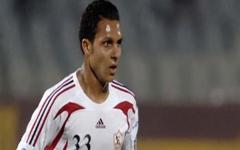 الصورة: الصورة: وفاة علاء علي لاعب الزمالك السابق عن 31 عاماً