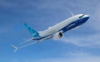 بوينج تتوقع أن تستأنف طائرات 737 ماكس الخدمة في يناير
