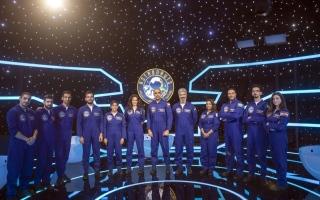 الصورة: الصورة: «رواد الفضاء» ينقل مسابقاته  إلى مركز غاغارين